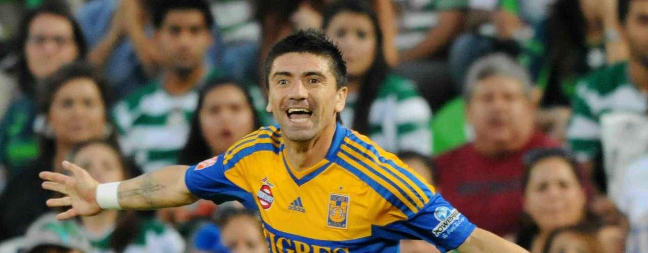 Héctor Mancilla ha sonado para Cruz Azul y Pumas. El chileno ha mencionado que su futuro sigue siendo en Tigres y recientemente Atlas ha manifestado su interés por el jugador chileno.