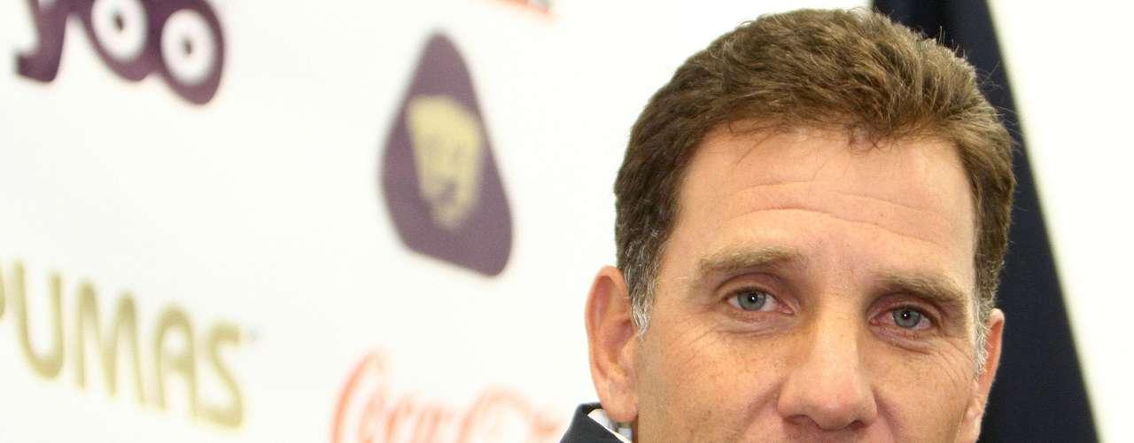 Alberto García Aspe regresó a Pumas para desempeñar el cargo de vicepresidente deportivo.