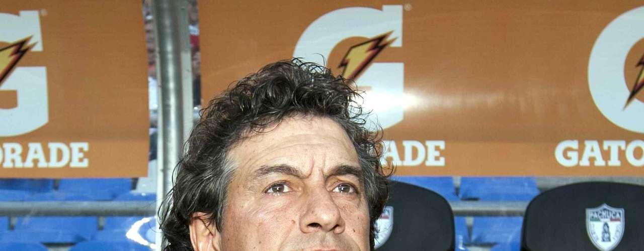 Rubén Omar Romano es nuevo DT de Morelia.