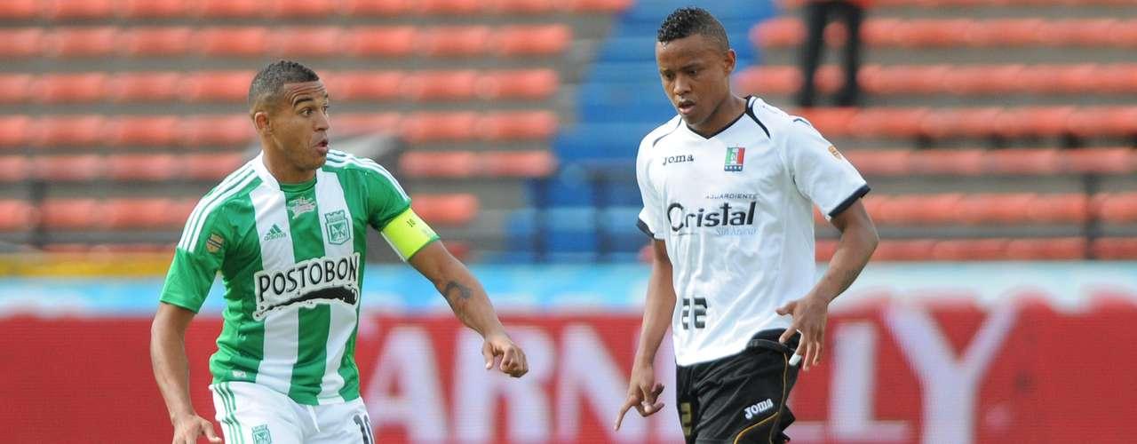 Nacional consiguió su segunda victoria de manera consecutiva, bajó el mando de Juan Carlos Osorio, al derrotar 1-0 al Once Caldas, con gol de Avilés Hurtado.