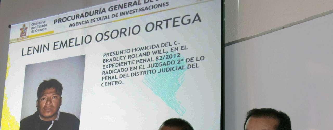 Mayo 23: Cayó el presunto autor del homicidio que dejó sin vida a un periodista de Estados Unidos el 27 de octubre de 2006. Se trata de Lenin Osorio Ortega. Pero así como Osorio Ortega este año muchos otros han sido capturados detenidos y hasta han perdido la vida en el traicionero negocio del narco.