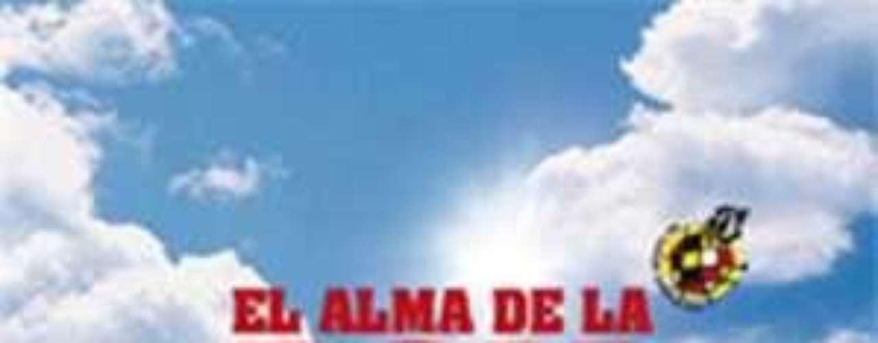 El Alma de la Roja, un documental sobre los 100 años de la Federación Española de Futbol. Es una investigación con historia y futbol de España.