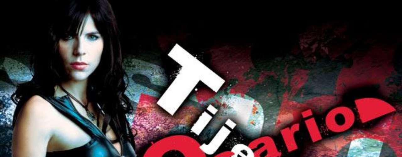 Rosario Tijeras.  Tras el éxito de la película, RCN Televisión lanza al aire la serie Rosario Tijeras 'Amar es más difícil que matar' en el año 2010. María Fernanda Yépes protagonizó a Rosario, una joven que por circunstancias de la vida termina envuelta en el mundo del narcotráfico, trabajando para grandes capos de la época. Andrés Sandoval y Sebastián Martínez eran los otros protagonistas de esta serie.