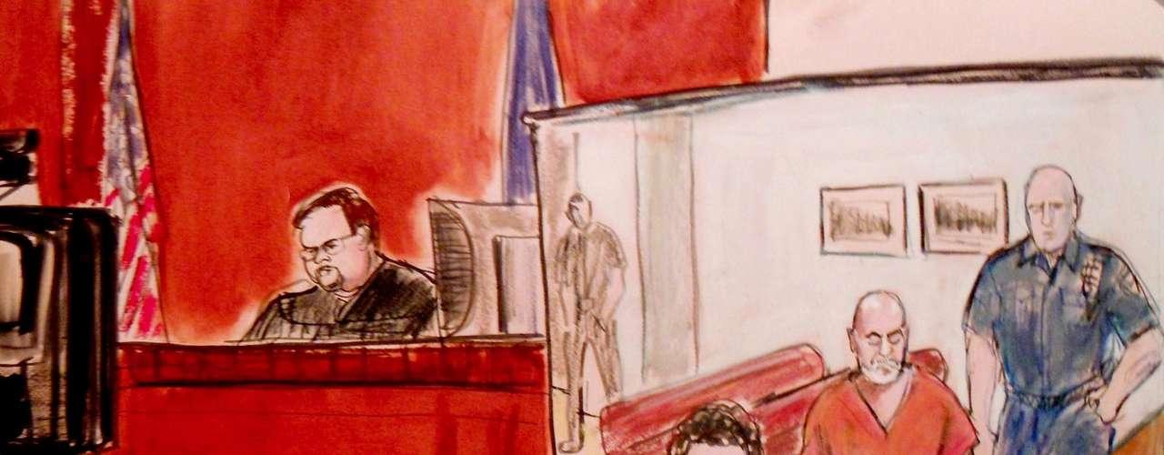 La fiscalía de Nueva York presentó este viernes 25 de mayo del 2012 cargos de homicidio en segundo grado contra el presunto asesino del niño Etan Patz, en un caso que desde que inició hace 33 años ha obsesionado a esta ciudad.