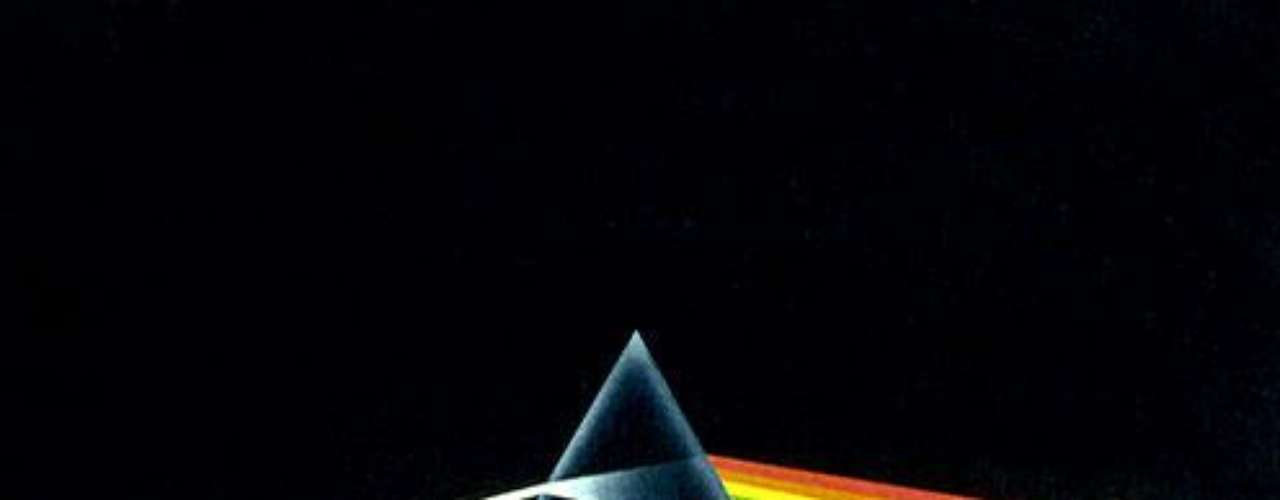 2. Pink Floyd, Dark side of the moon (1973).