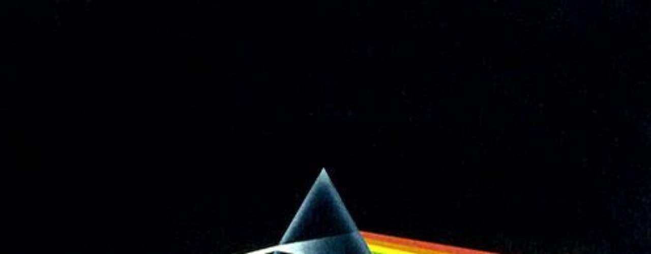 2. Pink Floyd, Dark side of the moon (1973).