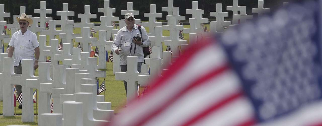 El Memorial Day es un día donde todos dan su respeto a los que ya no están.