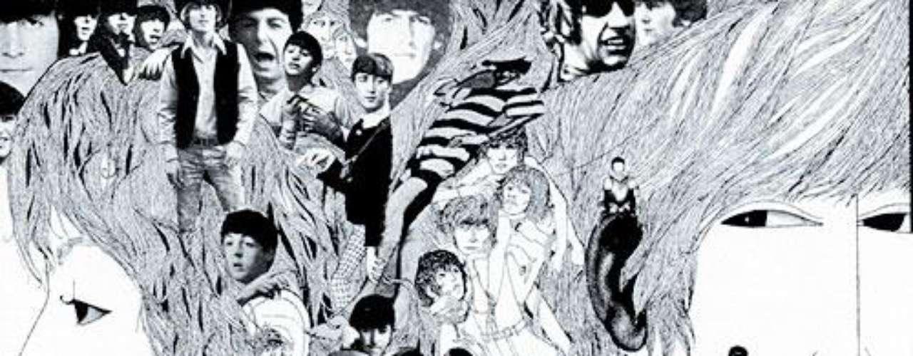 7. The Beatles, Revolver (1966).