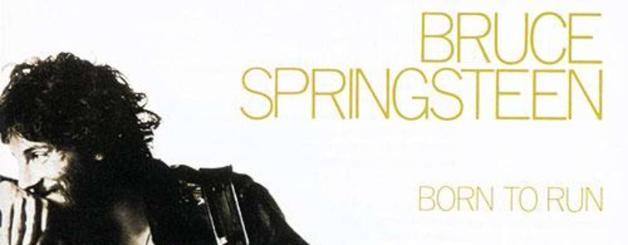 8. Bruce Springsteen, Born to run (1975).