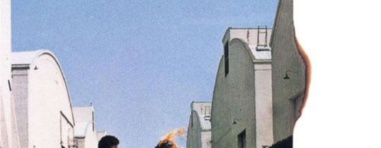 9. Pink Floyd, Wish you were here (1975).