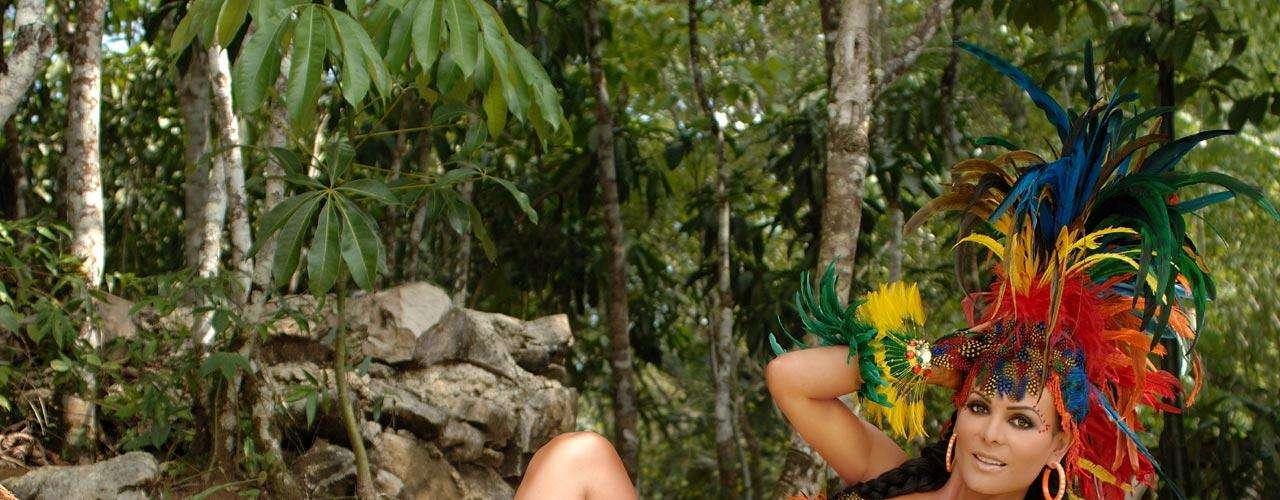 Maribel Guardia ha formado parte de campañas como Piel de Estrellas, de Televisa.