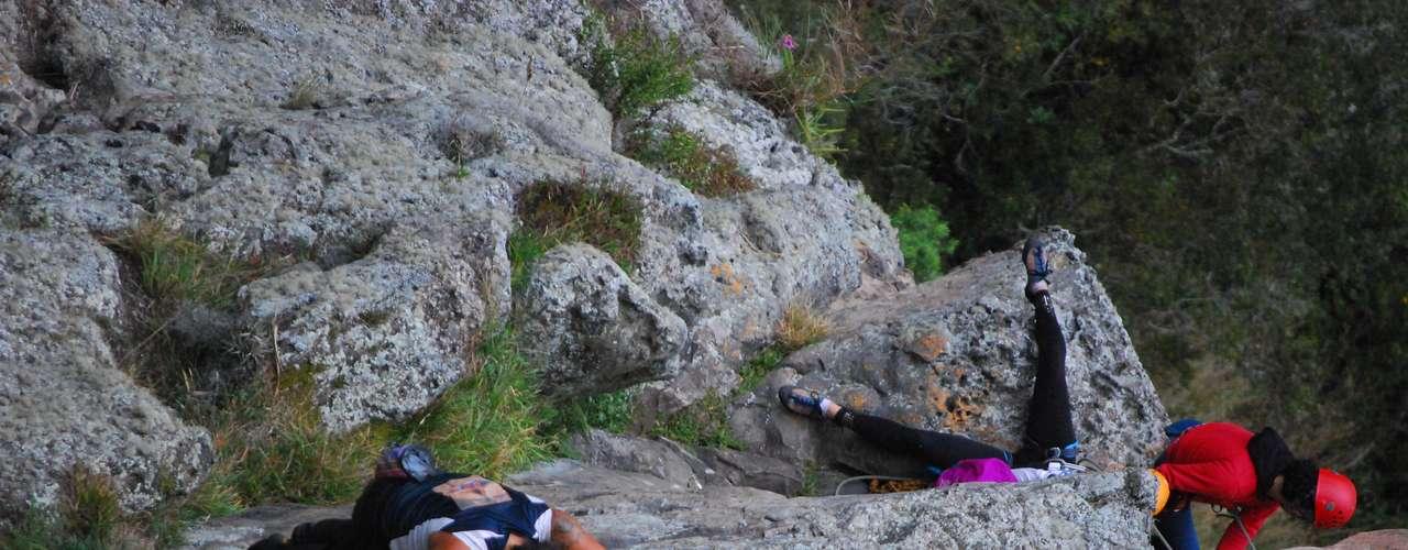 El free solo es un tipo de escalada que no es muy popular en el mundo porque es altamente riesgoso. Requiere de mucha sangre fría, control mental y calma. Un momento de pánico podría ser fatal.