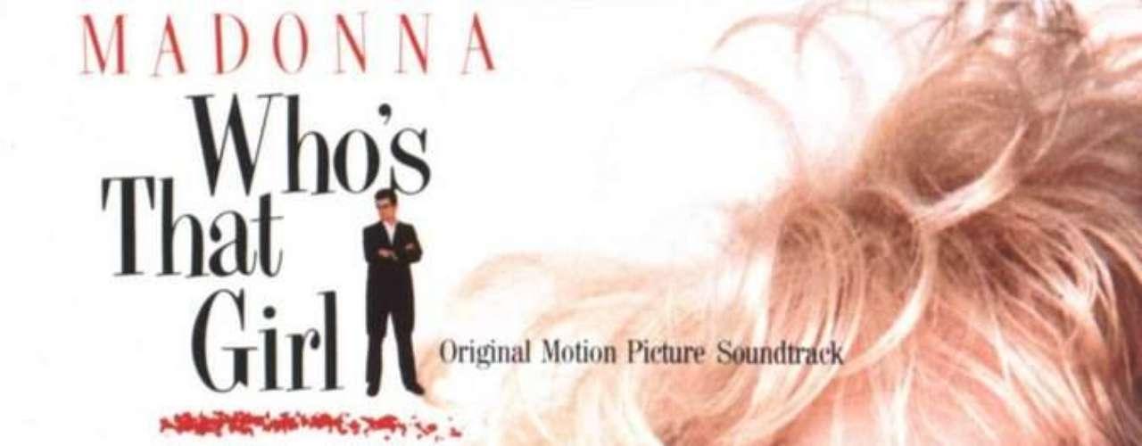 No. 8. 'Who's That Girl'. 1987. Recaudó: $7.3 millones de dólares.