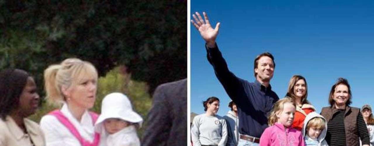 El excandidato presidencial demócrata de EE.UU., John Edwards, fue acusado de usar dinero de su campaña de 2008 para tapar el romance con el que engañó a su esposa enferma de cáncer, y al hijo fruto del amorío con Rielle Hunter. El 31 de mayo de 2012, su juicio fue anulado luego de que el jurado lo declarara no culpable de malversación de fondos y no llegara a un fallo en los otros cinco cargos.