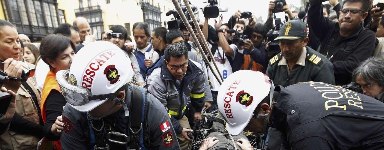 La alcaldesa de Lima, Susana Villarán, informó que el balance del simulacro de terremoto y tsunami realizado este jueves, dejó más de 13 mil muertos, 67 mil viviendas inhabitables y 118 mil afectadas. Antes de su realización, se especulaba con que la cifra de muertos podría haber sido de 50 mil.
