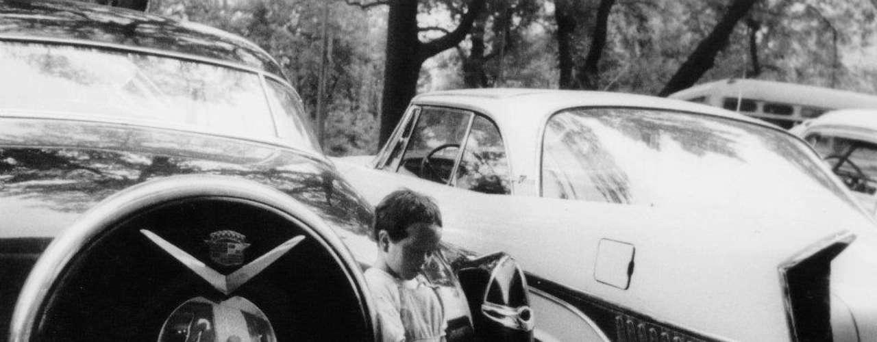 'Payasito callejero', 1950.- García entendía la fotografía como una forma de \