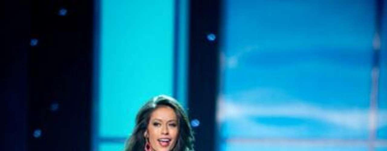Marybel Gonzalez  ES Miss Colorado, Procede de Denver y tiene 24 años de edad