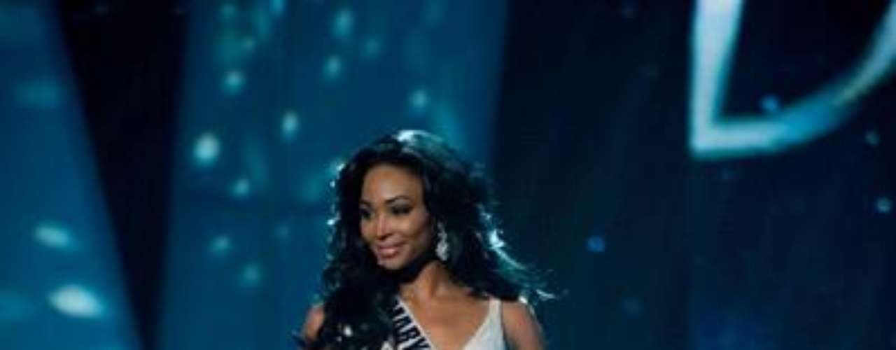 Miss Maryland, Nana Meriwether, procede de Potomac y tiene 27 años de edad