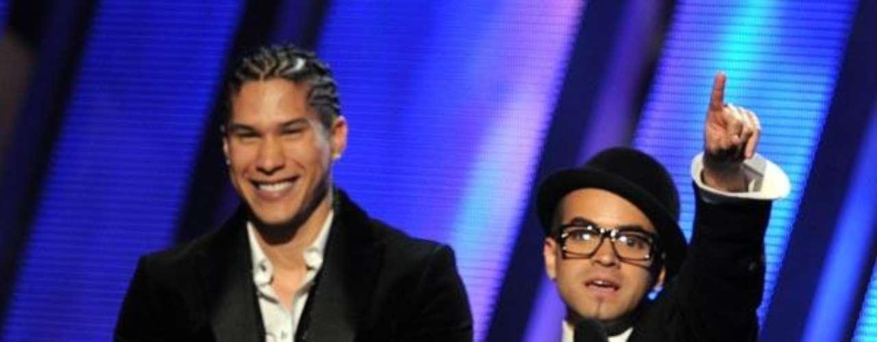 Gracias a 'Mi niña bonita', Chino y Nacho ganaron su primer Grammy Latino en la categoría de 'Mejor Álbum de Música Urbana'. Si triunfo fue una gran sorpresa para ellos puesto que no se lo esperaban y con gran humildad y gratitud subieron al escenario para agradecer todo el apoyo que se les había brindado.