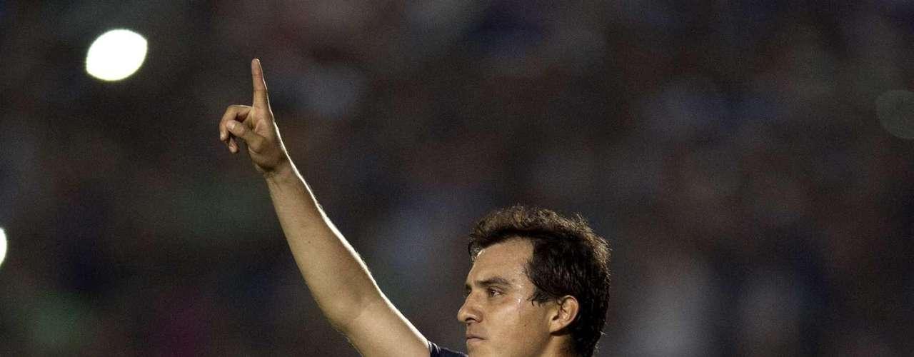 Luis Pérez es nuevo refuerzo de Chivas.