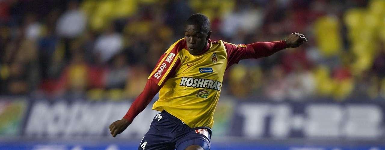 Edison Toloza, que jugó poco en el torneo, dejó Morelia para ir a Puebla.