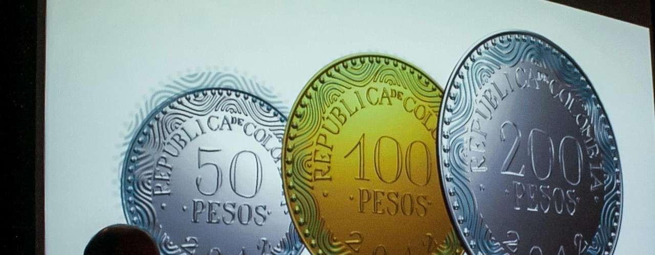 El Banco de la República lanzó su nueva familia de monedas para las denominaciones de de $50, $100, $200 y $500, todas con imágenes referentes a la biodiversidad.