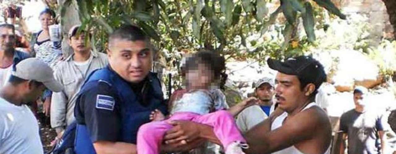 Tres de los fallecidos son menores de edad y los otros son adultos, indicaron las autoridades