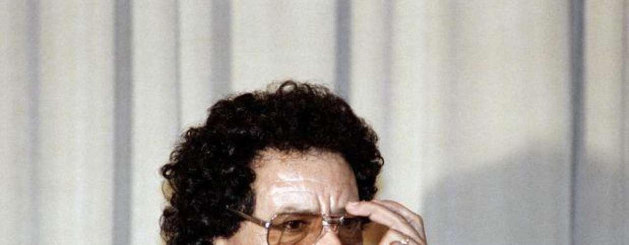 En cuarto lugar aparece Libia, con 11 casos de corrupción probados. Lo curioso es que todos los casos involucran al expresidente Muammar Gaddafi -quien murió en octubre- y a personas y entidades vinculadas a él.