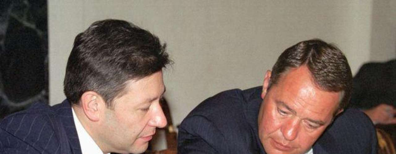 En Rusia se pudieron comprobar 10 casos. El ex ministro de telecomunicaciones, Leonid Reiman (izq), fundó la empresa IPOC con sede en Bermudas y la utilizó como pantalla para un esquema de lavado de dinero y malversación de fondos públicos. El tribunal ordenó a IPOC devolver más de 45 millones de dólares.