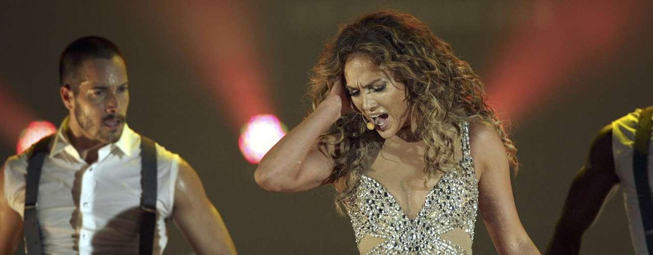 Ciudad de Panamá se rindió a los pies de la cantante.