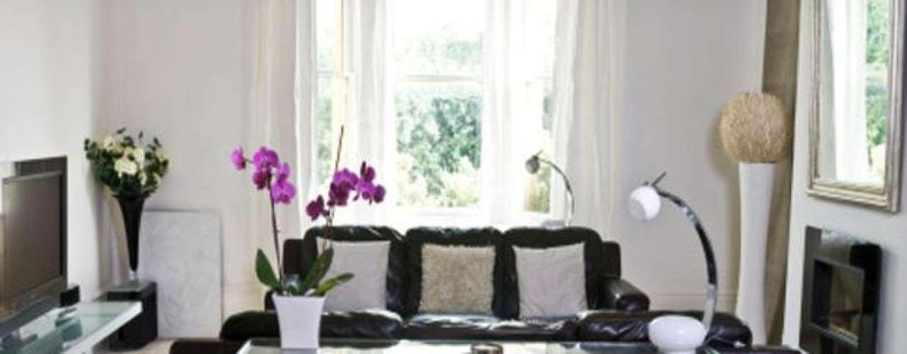 Plata toques de lujo para decorar tu casa for Estilo arquitectonico que usa adornos con plantas y animales