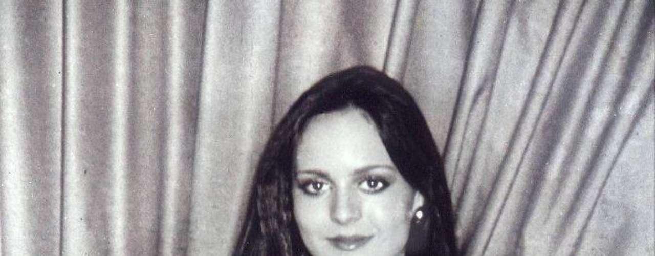 A los 18 era toda una bella señorita.