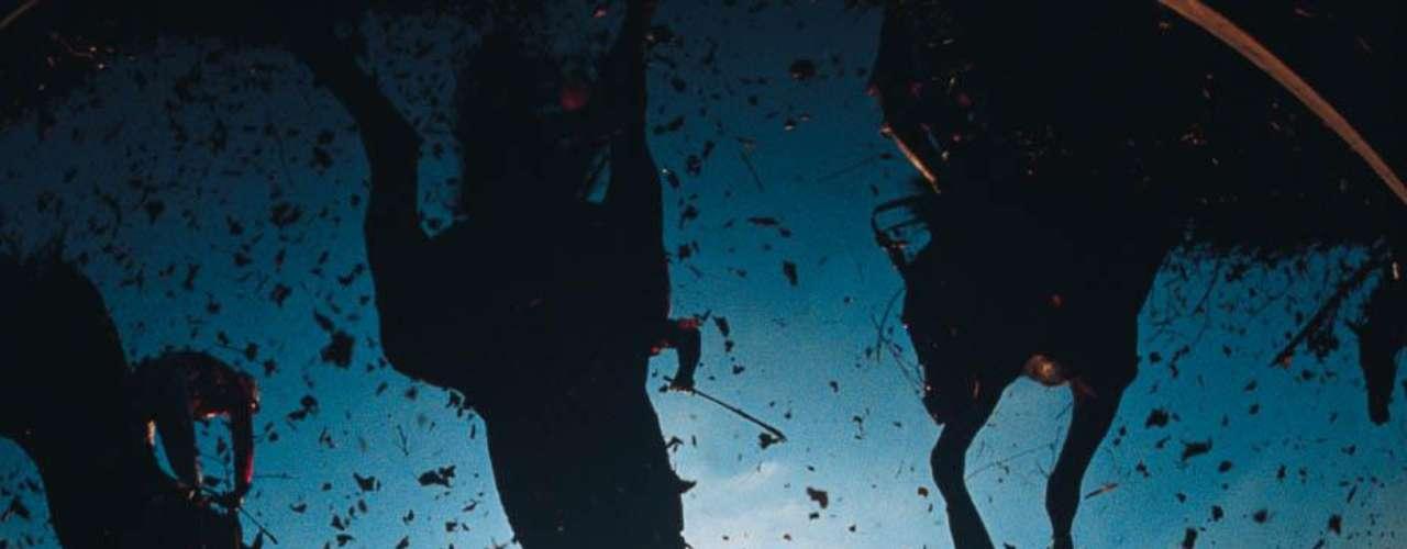 Un artículo de la BBC junio de 2012, cuenta que Los Zetas estarían utilizando la misma estrategia. Esta semana la policía de EE.UU. arrestó a José Treviño (hermano de Miguel Ángel, uno de los líderes de Los Zetas), dueño de Tremor Enterprises, por usar dinero narco para comprar caballos, establos y un hipódromo en Nuevo México, según las autoridades de EE.UU.