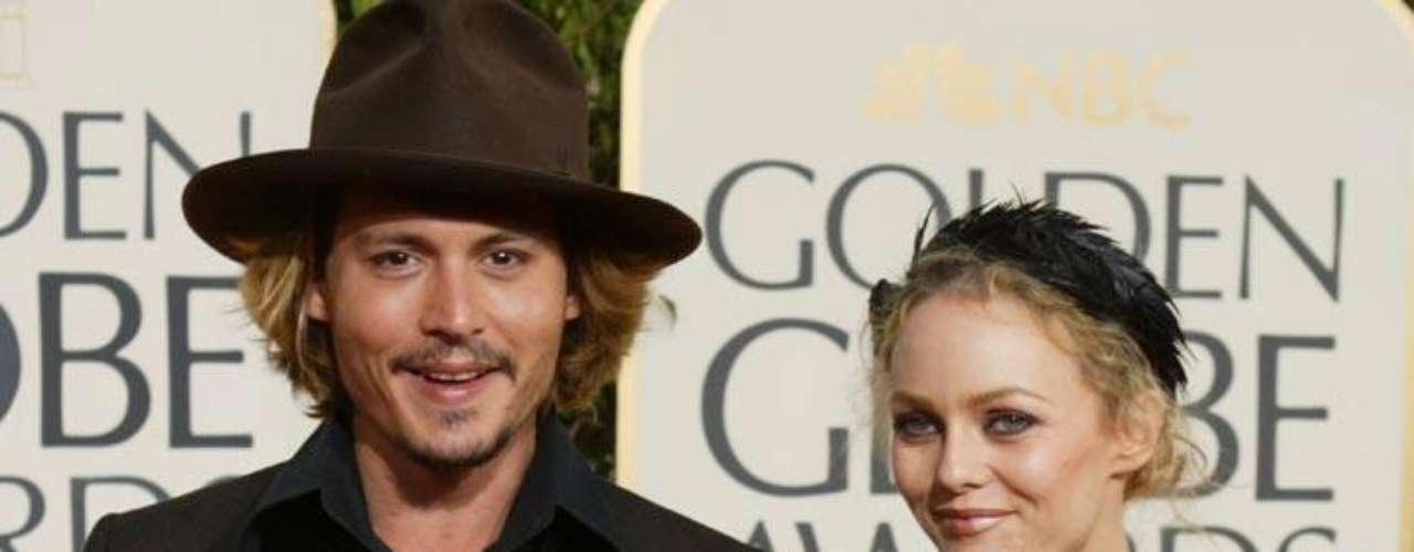 En 1998, Johnny Depp se enamoró a primera vista de Vanessa Paradis, un hecho que el actor no olvidará.