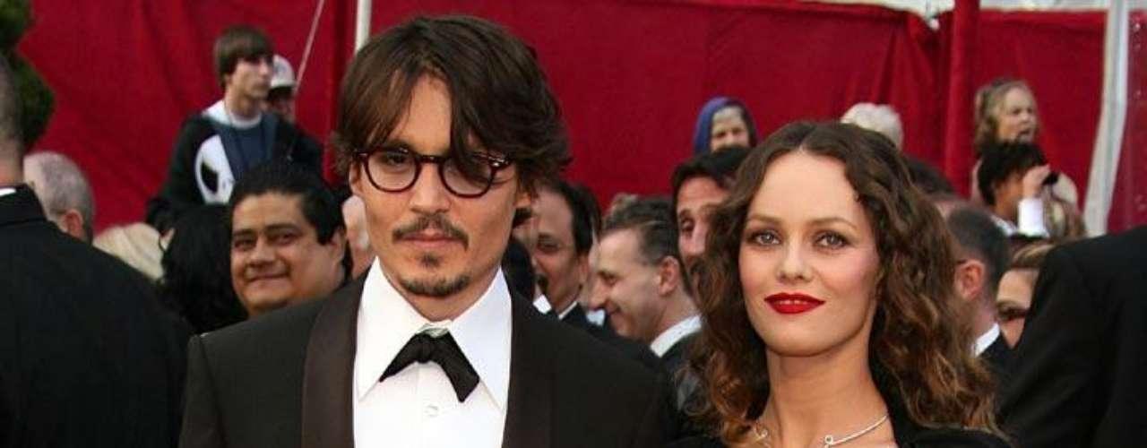 La falta de Vanessa Paradis al cumpleaños de su hijo, organizado por Johnny Depp, fue una señal más de que la relación entre los actores ya no estaba funcionando.