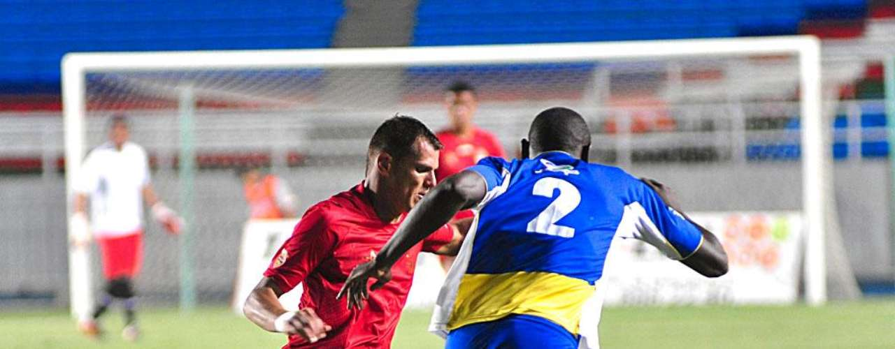 América de Cali derrotó 1-0 al Depor Aguablanca con anotación de Yamilson Rivera, en compromiso válido por la fecha 10 de la Copa Postobón en el Grupo E.