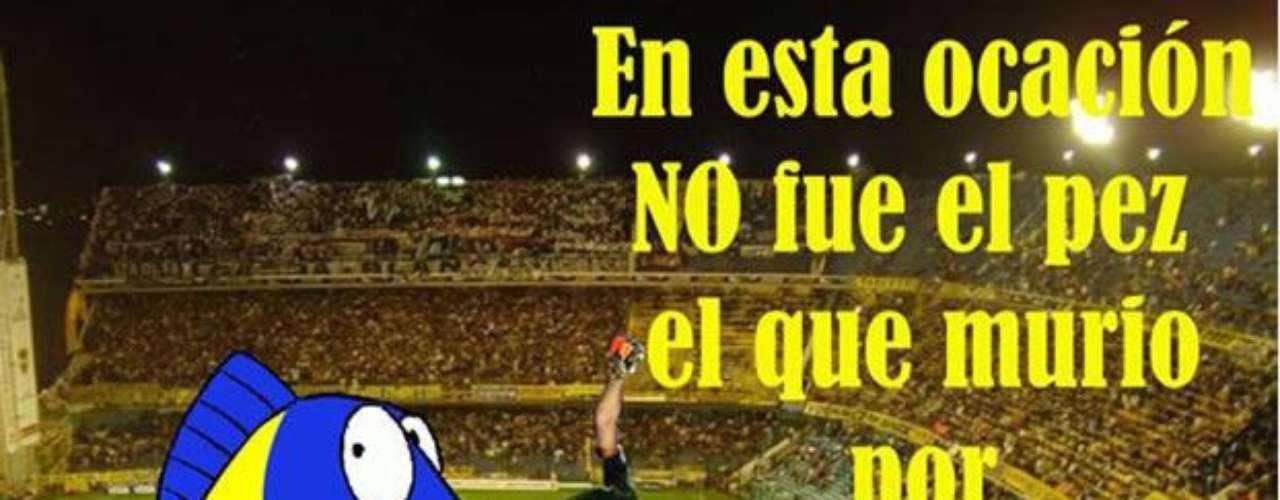Los seguidores de Colo Colo se hicieron un verdadero festín a través de los carteles para bromear con el adiós de su archirrival de la cita copera.