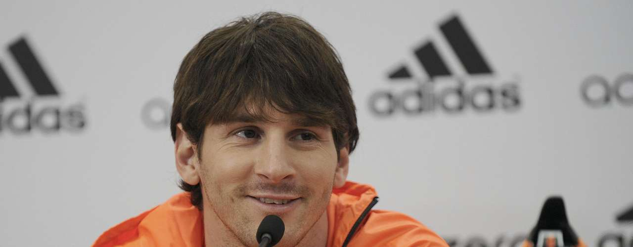 Lionel Messi is sponsored by Adidas and aside from using their gear; he features prominently in their advertisements and commercials.