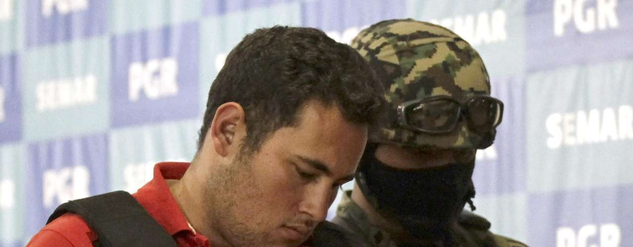 México ha solicitado la extradición tanto de Alfredo Guzmán como de su padre, jefe del cártel de Sinaloa que encabeza la Organización del Pacífico, que disputa el control del tráfico de drogas con el cártel Los Zetas.