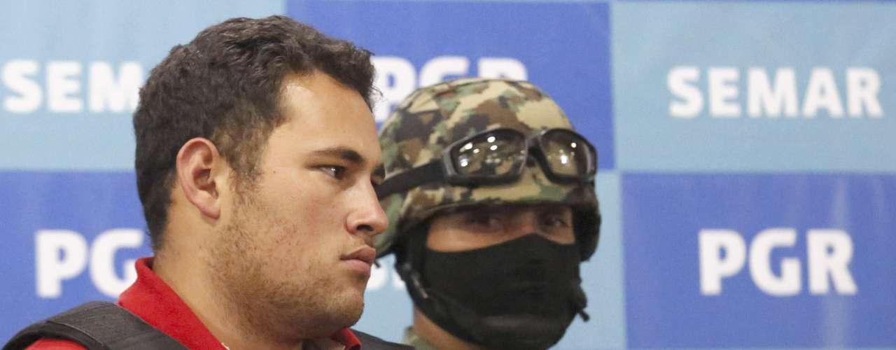 Felix Beltrán Ríos, quien pasó como hijo de \