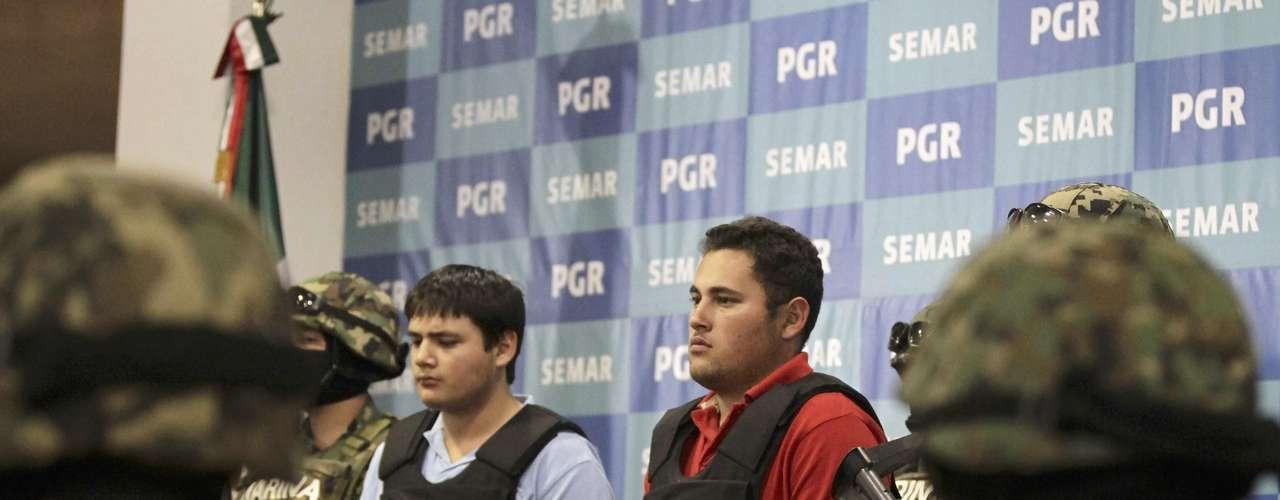 Una fuente de la DEA dijo el viernes a la AFP que la persona que las autoridades mexicanas confundieron con el hijo del \