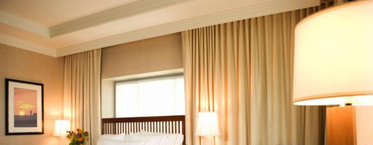 Para tener en cuenta, las superficies más limpias encontradas fueron las cabeceras de cama, las barras de cortina y las manijas de las puertas de baño.