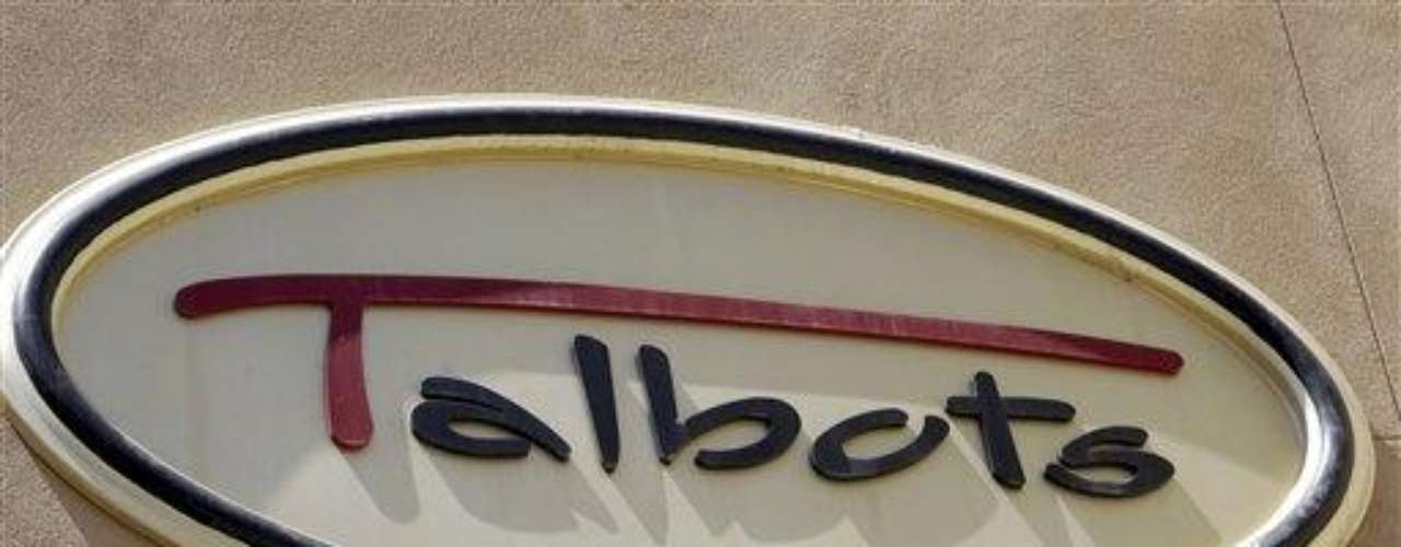 Talbots estuvo a punto de ser adquirida por Sycamore por 190 millones de dólares, pero la operación se estancó. Sus acciones valían  26 dólares cinco años atrás y ahora cotizan cerca de 2,50. Su derrota fue contra cadenas de nicho como Ann Taylor, Chico's FAS, y Limited Brands, que comenzaron a ofrecer diferentes descuentos. Eso la llevó a perder dinero en cada uno de los últimos cinco años.