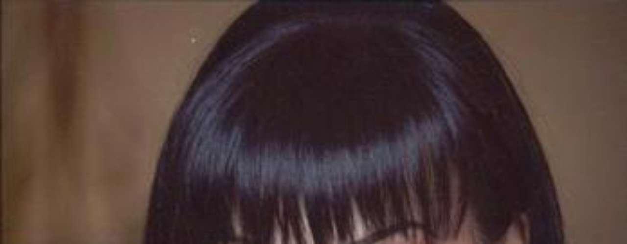 El rostro de Maribel Guardia es hermoso.
