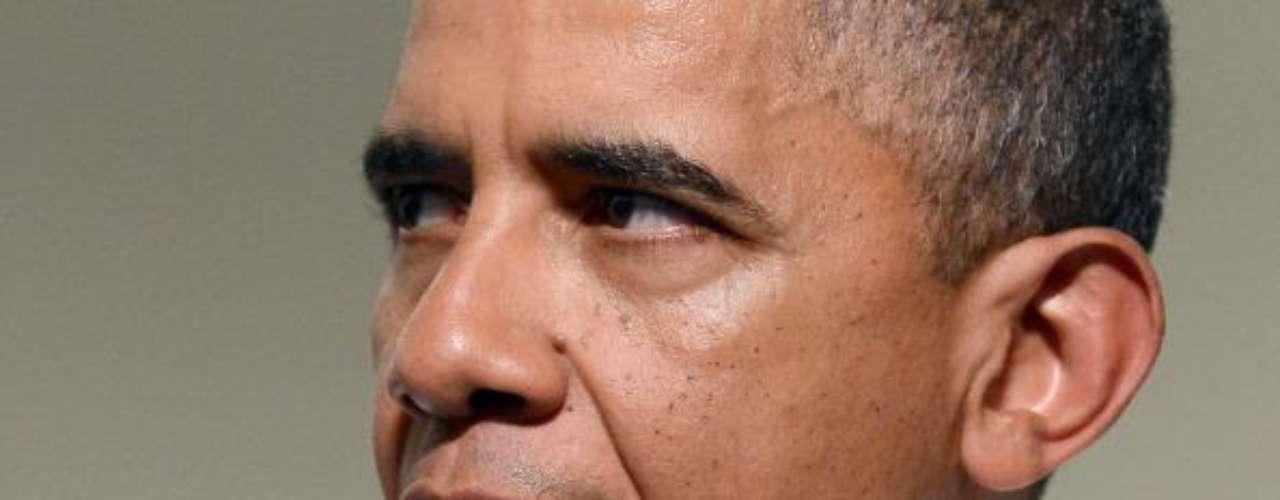 El presidente de EE.UU., Barack Obama, elogió el fallo que anuló la mayoría de las cláusulas más polémicas, pero se declaró \