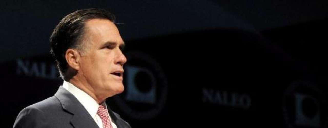 El candidato republicano a la presidencia, Mitt Romney, dijo que los estados tienen el deber y el derecho a resguardar sus territorios, pero exhortó a la adopción de una estrategia nacional bipartidista sobre inmigración.
