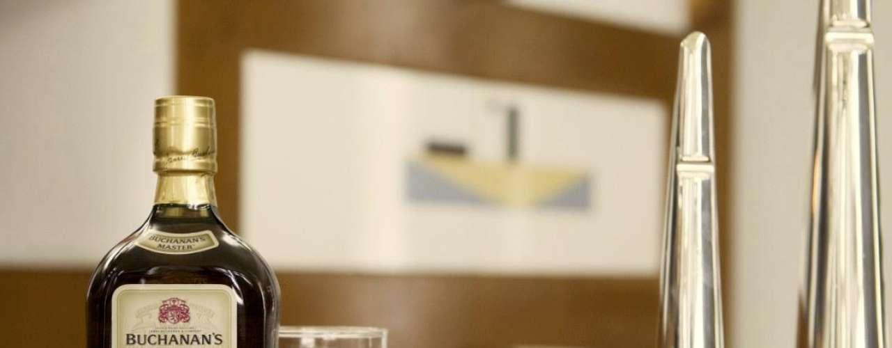 Actualmente los productos de Buchanan son producidos y distribuidos por la empresa de licores y vinos, Diageo.