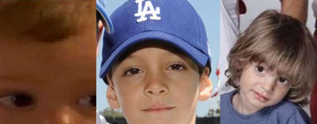 Christopher Levy, alias Tophy, es el hijo mayor de William Levy y Elizabeth Gutierrez. Cumplió seis años en el 2012 y ya tiene su página de Facebook. Mira cuánto ha crecido este futuro galán que ya rompe corazones.