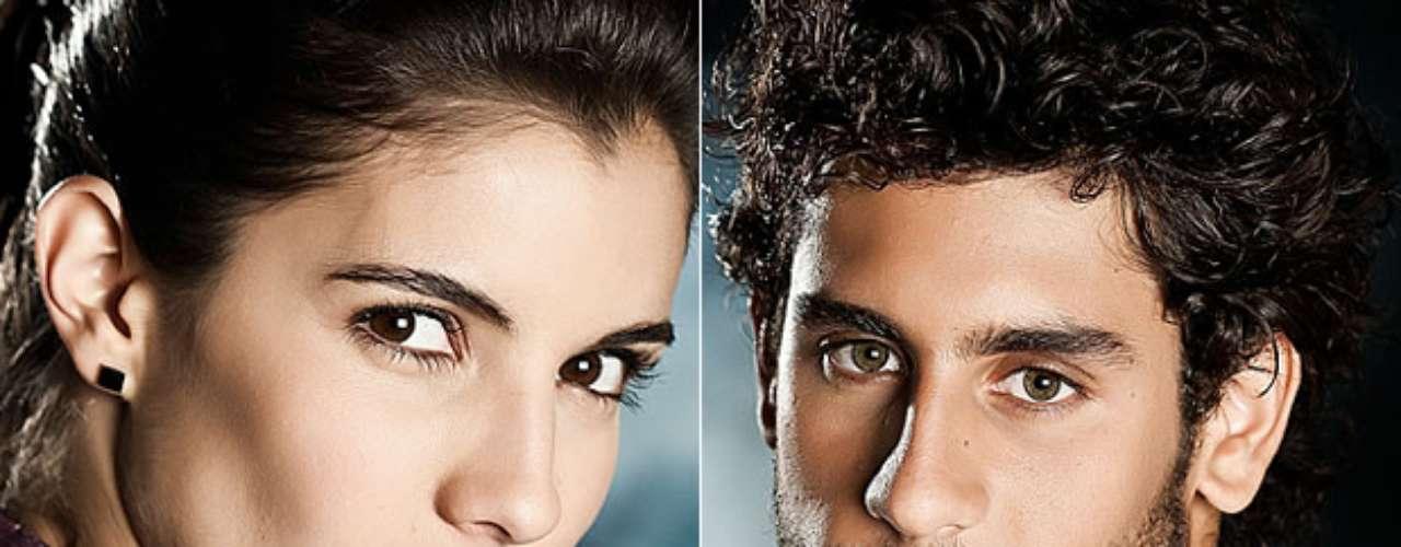 Un romance que duró poco sostuvieron los participantes de la cuarta temporada de Protagonistas Claudia Echevery y Sebastián González.