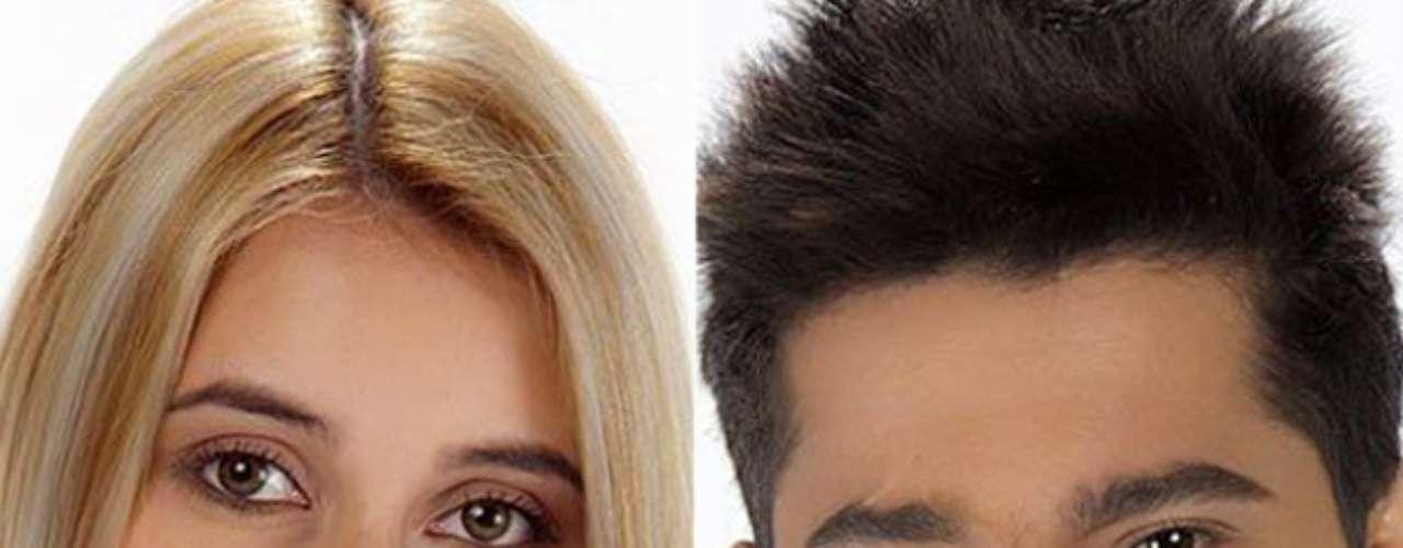 Edwin y Manuela conforman otra de las parejas de la última temporada de Protagonistas. Aunque pelean con frecuencia no pueden esconder que tienen algo.